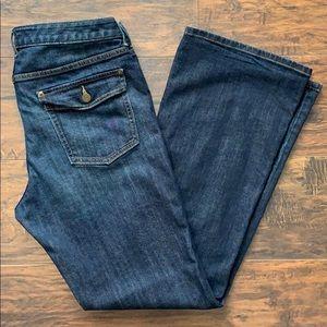 Women's Banana Republic Bootcut Jeans 14R